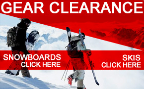 Clearance Skis & Snowboards