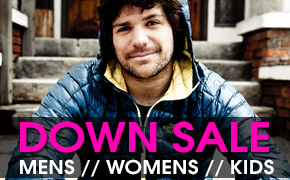 Down Jackets 2015