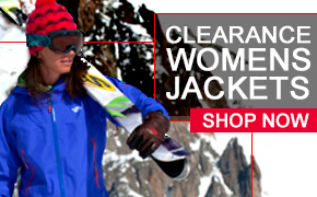 Clearance Womens Jackets