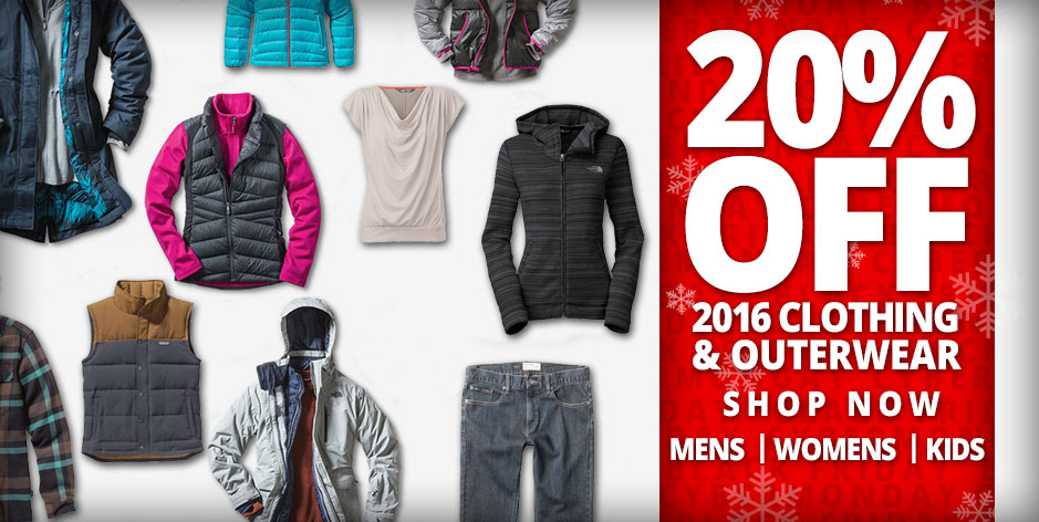 2016 Clothing On Sale