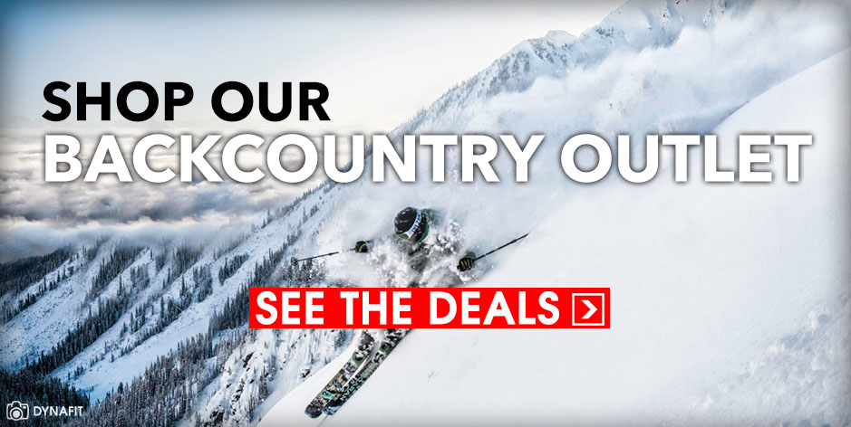 Backcountry Gear Outlet