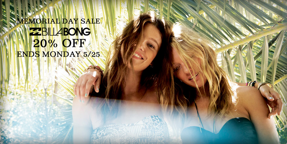Billabong Sale