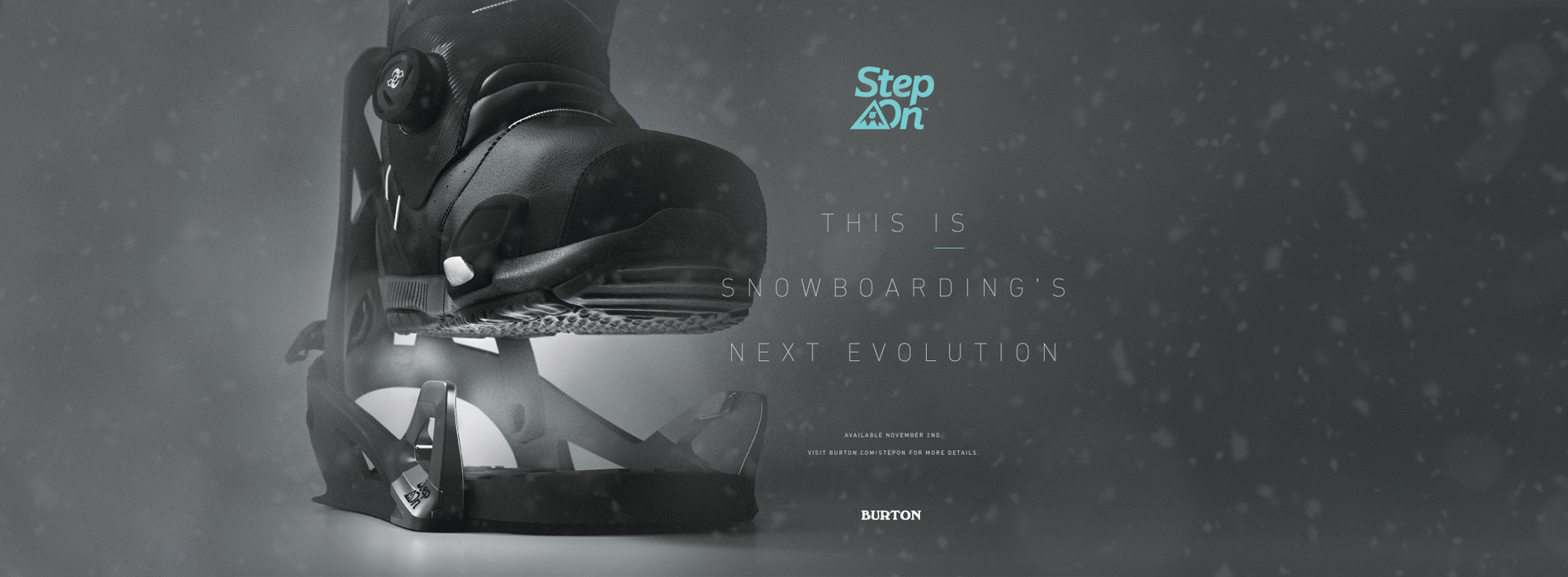 2018 Burton Step On Bindings