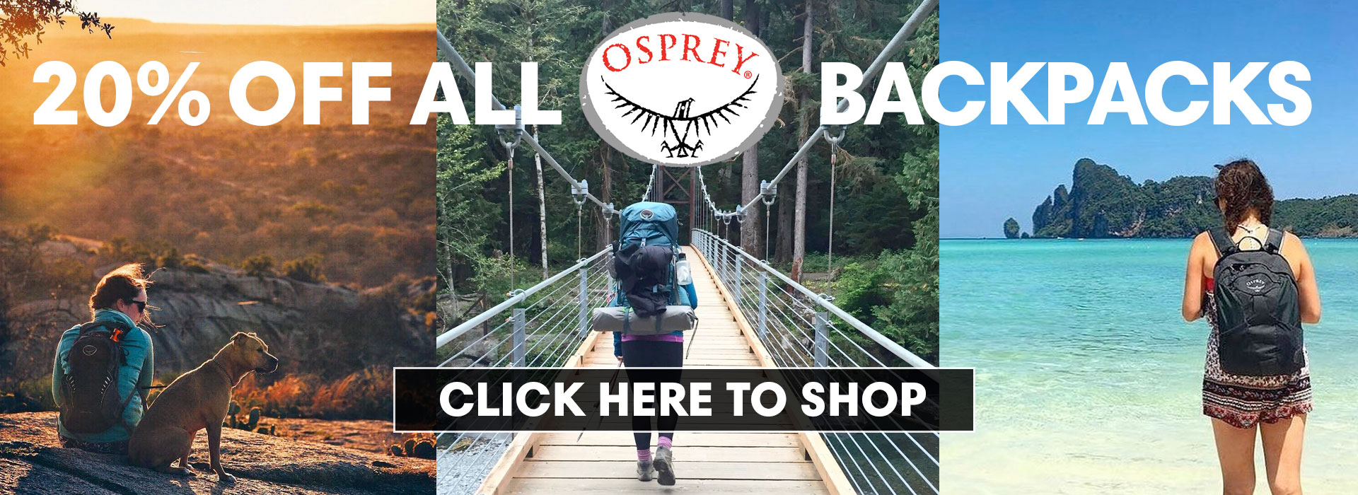 Osprey Backpack Sale