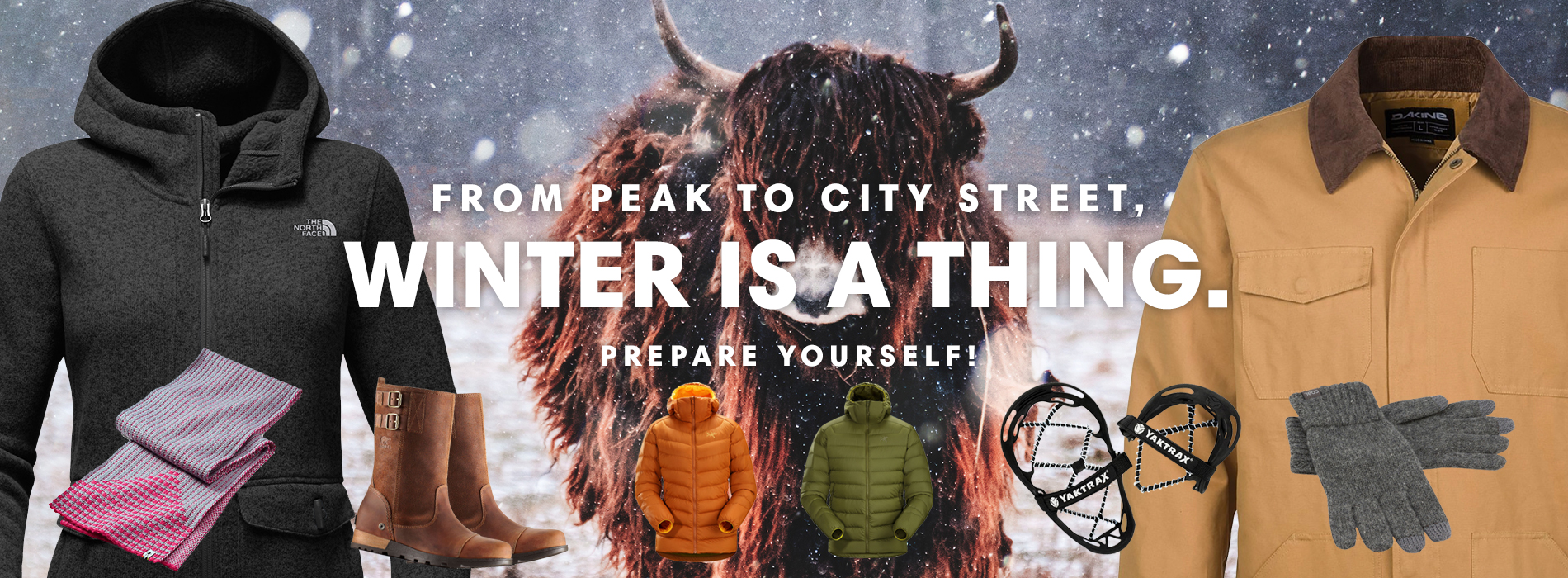 2018 Winter Gear