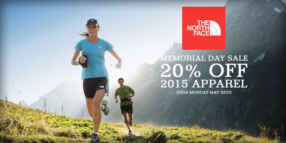 North Face Memorial Day Sale